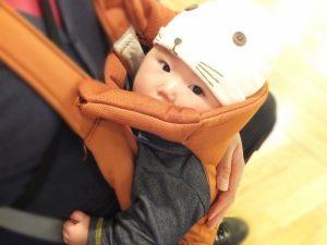 【出産祝い】抱っこひも、スリング
